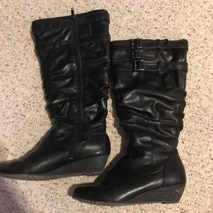 Size 7 taxi boots